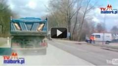Utrudnienia na trasie K22. W Gnojewie trwa remont drogi