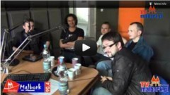 Gość Radia Malbork 90'4 FM w TvMalbork.pl: TRABANDA