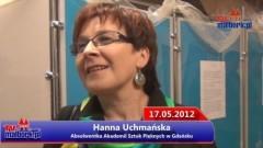 Wernisaż Hanny Uchmańskiej w 22 BLT