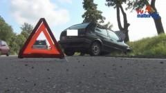 Wypadek drogowy na K55: Wielbark Zakład Rolny - 5.07.2012