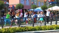 Magic Malbork Flash Mob.