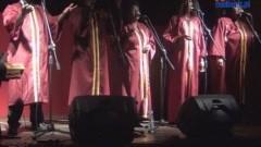 Pozytywna energia w Karwanie - występ New Life Gospel Choir - 17.08.2012