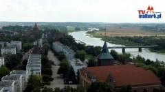 Widok z zamkowej wieży 360 - Panoramicznie !