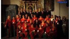 Koncert TE DEUM Chóru Lutnia w Kościele św. Jana oraz panorama 360 - 14.10.2012