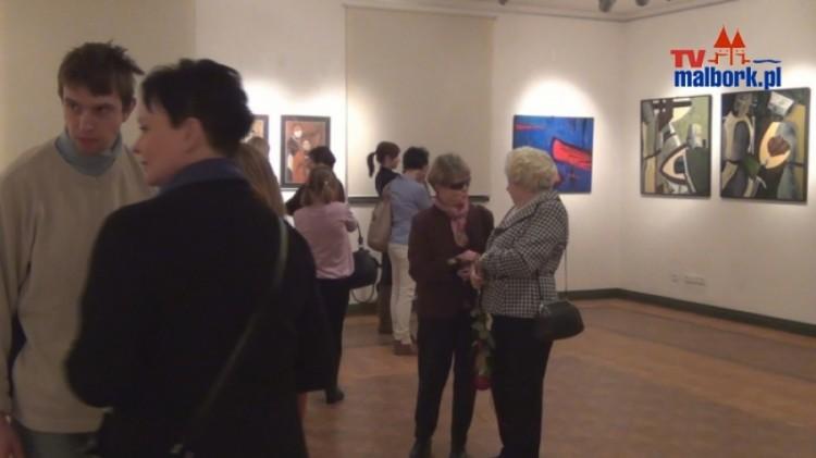 Wernisaż prac Teresy Bekier i Magdaleny Krzemińskiej w Galerii Nova - 14.11.2012