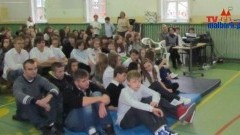 Listopad Miesiącem Bez Przemocy i Agresji w Zespole Szkół nr 2 w Malborku.