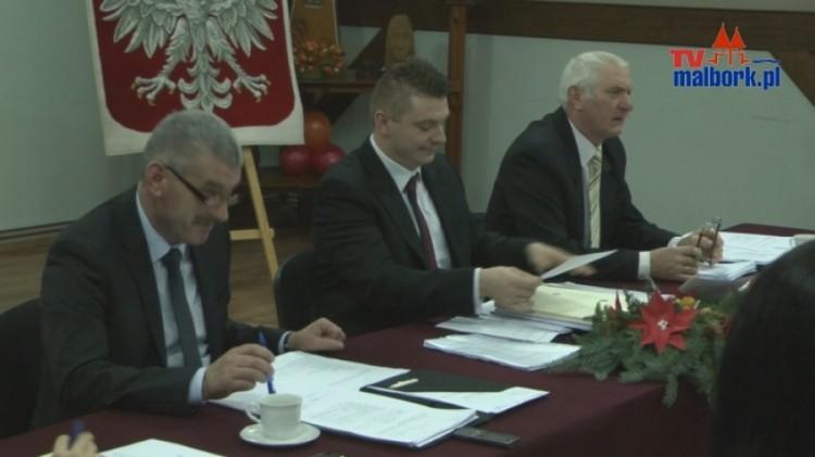 Lichnowy: XXXI Sesja Rady Gminy - 20.12.2012