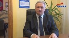 Nowy Staw: Życzenia od burmistrza Jerzego Szałacha - 2012