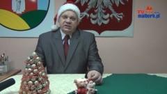 Miłoradz: Życzenia od wójta Tadeusza Bilińskiego - 2012