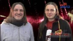 Chudy i Robak z Makulatury składają życzenia noworoczne - 31.12.2012