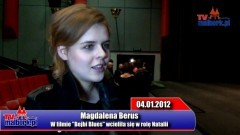 Elbląg: Premiera filmu ''Bejbi Blues'' w kinie ''Światowid'' - 04.01.2013