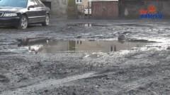 Malbork: Jagiellońska tonie w błocie – 8.01.2013