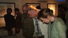 Fotorelacja z otwarcia wystawy na zamku w Malborku 24.09.2012