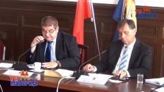 XVII sesja Rady Powiatu Malborskiego 29.08.2012