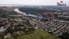 Malbork z lotu ptaka fot.Michal_Statkiewicz