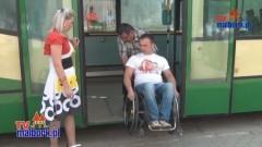 Sprawna komunikacja miejska dla osób niepelnosprawnych