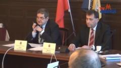 Malbork: XXII Sesja Rady Powiatu - 24.01.2013