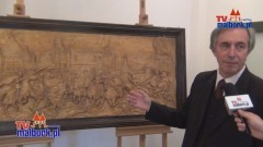 Wystawa prac rzeźbiarskich Krzysztofa Lipca