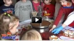 Dzień czekolady w przedszkolu Promyk