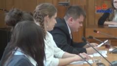 Malbork: V Sesja Młodzieżowej Rady Miasta - 30.01.2013