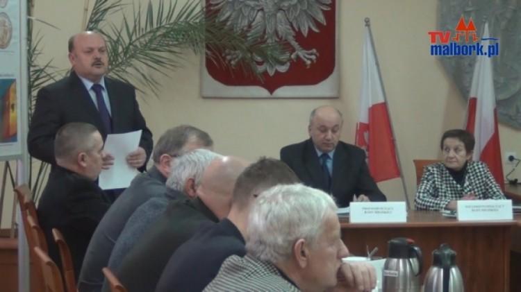 Dzierzgoń: XXII Sesja Rady Miasta - 31.01.2013