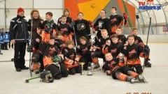 VIII kolejka Regionalnej Ligi Hokejowej - 3.02.2013