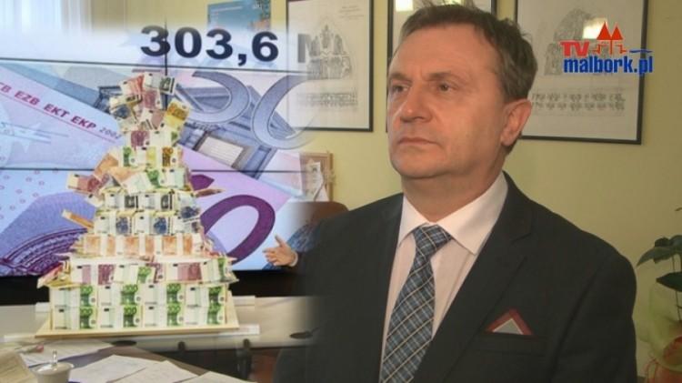 441 mld zł dla Polski z UE, a ile dla Malborka? - 13.02.2013