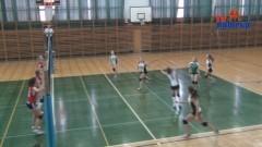 Malbork: 1/8 Mistrzostw Polski Kadetek w siatkówkę - 24.02.2013