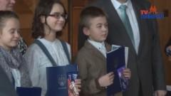 Malbork: Burmistrz miasta przyznał stypendia - 26.02.2013