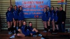 Malbork: Młodziczki malborskiego Orła zagrają w Półfinale Mistrzostw Polski - 20-21.04.2013