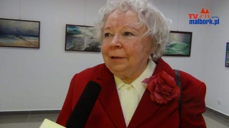 Sztum: ''Moje światy'' wernisaż Krystyny Jażdżewskiej - Baranowskiej - 12.04.2013
