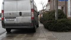 Malbork: Kolejny Karny K.... dla policji za złe parkowanie ? - 08.04.2013