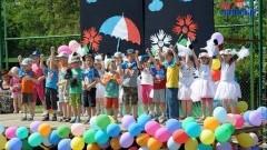 Festyn rodzinny w ZS nr 2 w Malborku fot. Michał Statkiewicz 2013-05-18
