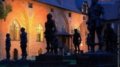 Noc muzeów 2013 w Muzeum Zamkowym fot. Michał Statkiewicz 2013-05-19