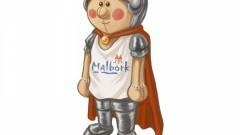 Malbork Welcome Center poszukuje osób chętnych do pracy w przebraniu maskotki Marianka - oficjalnej maskotki miasta Malborka.