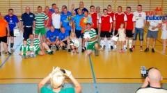 Dzierzgoń: Turniej Piłki Nożnej o Puchar Komendanta Powiatowego Policji w Sztumie - 08.06.2013