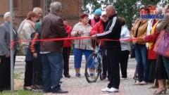 Tragamin: Uroczyste otwarcie ścieżki pieszo - rowerowej - 4.06.2013
