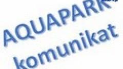Informacja prasowa na temat budowy Aquaparku w Malborku - 03.07.2013