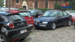 II Spotkanie Pomorskiego Klubu Alfa Romeo - Malbork - 06.07.2013
