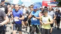 258 osób pobiegło w Przodkowie - 07.07.2013