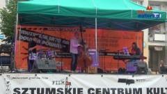 Letnie jazzowe TRIO w Sztumie - 13.07.2013