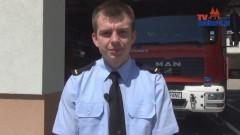 Weekendowy raport służb mundurowych - 22.07.2013