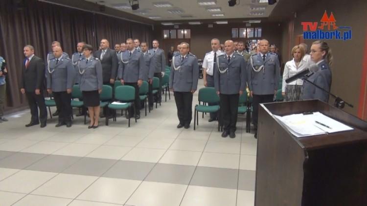 ŚWIĘTO POLICJI W SZTUMIE. SPRAWDŹ, KTO OTRZYMAŁ NOMINACJE I ODZNACZENIA – 23.07.2013