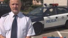 WEEKENDOWY RAPORT SŁUŻB MUNDUROWYCH - 12.08.2013