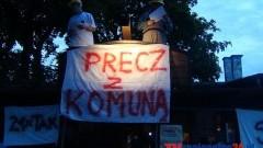 STRAJK OKUPACYJNY - ROCZNICA POROZUMIEŃ SIERPNIOWYCH - 31.08.2013