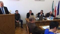XLV SESJA RADY MIEJSKIEJ W NOWYM STAWIE - 01.10.2013