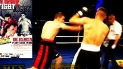 FIGHT NIGHT W MALBORKU 2013. ZAPRASZAMY NA PEŁNY ZAPIS WSZYSTKICH WALK - 05.10.2013