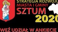 KONSULTACJE SPOŁECZNE W SPRAWIE STRATEGII ROZWOJU MIASTA I GMINY SZTUM NA LATA 2013-2020
