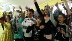 """""""W ZDROWYM CIELE ZDROWY DUCH"""". XII POWIATOWY KONKURS AMATORSKICH ZESPOŁÓW TEATRALNYCH - 21.11.2013"""