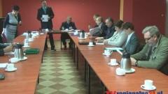 XXXIII SESJA RADY GMINY MIKOŁAJKI POMORSKIE - 27.11.2013